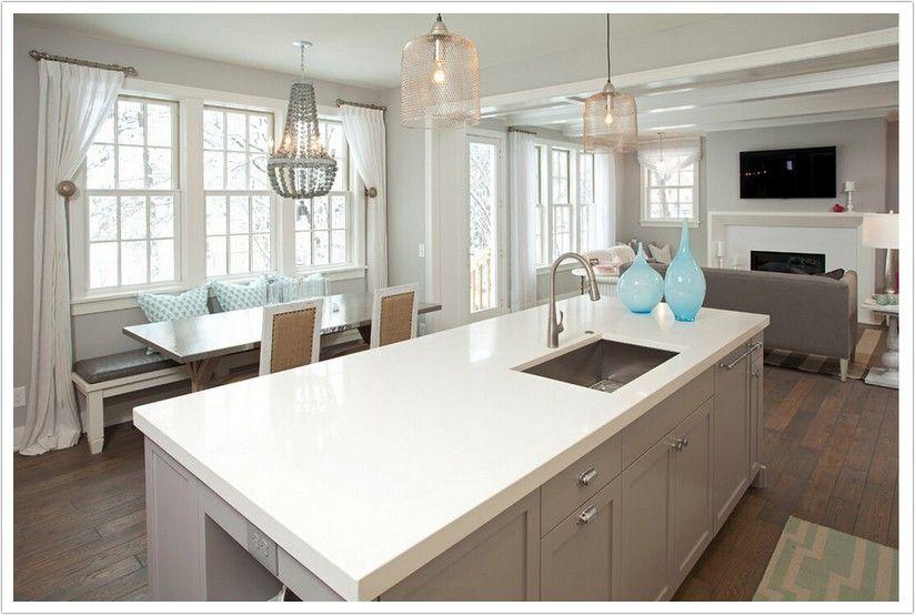 denver quartz countertops grey kitchen designs hardwood floors in kitchen white kitchen island on kitchen island ideas white quartz id=80533