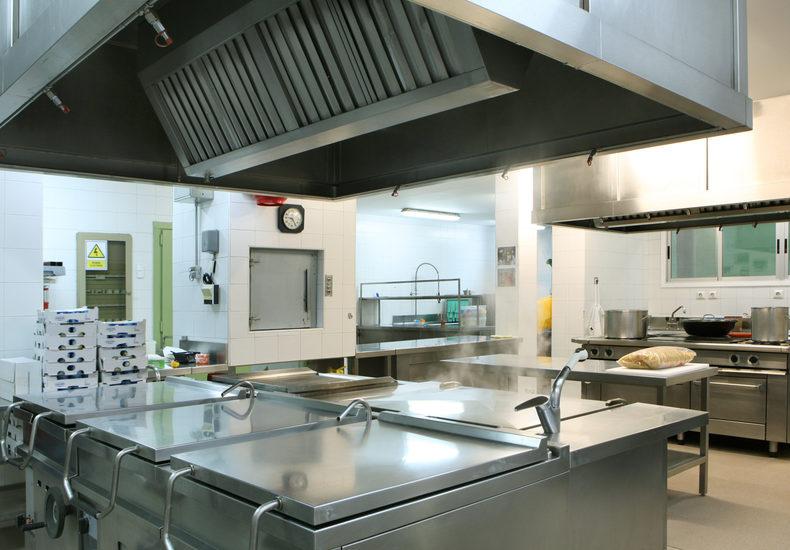 Cuisine Professionnelle Am Pro En 2020 Cuisine Hotte Cuisine Paroi