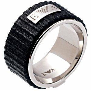 a9be965405 Emporio Armani Jewelry Men's Herren Ring | My Style | Armani ...