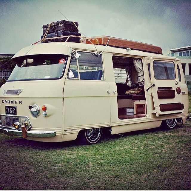 Image Result For Classic Commer Van ☆old Van☆ 車