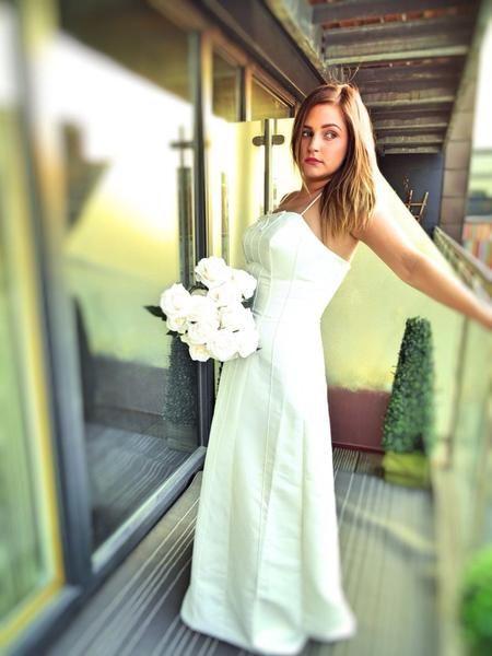 Margaret Lee Ex Sample Wedding Dress
