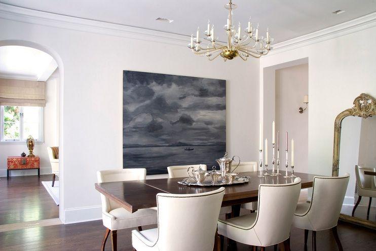 Contemporary Home by Studio William Hefner Interior Design Files
