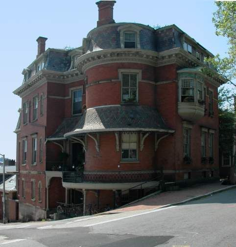 Newport Providence Rhode Island: 314 Benefit Street, #Providence, Rhode Island. Ambrose