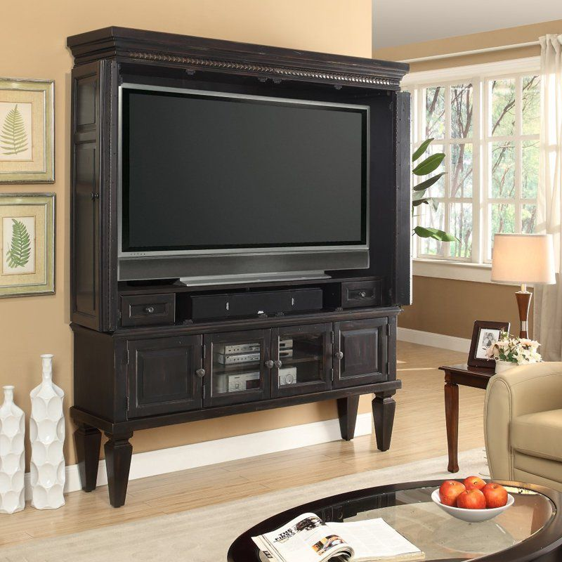 Parker House Venezia Armoire TV Stand | From Hayneedle.com