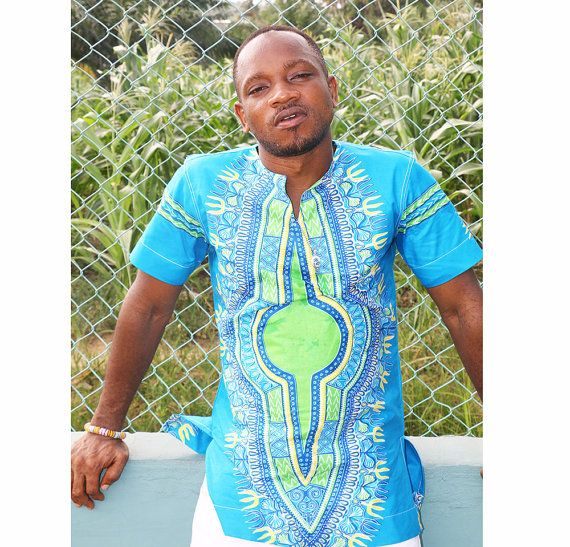 Men Dashiki Shirt Custome made, Men Dashiki fitted shirt, Dashiki, Men dashiki shirt, Ankara for men, African Men Clothing, African fashion