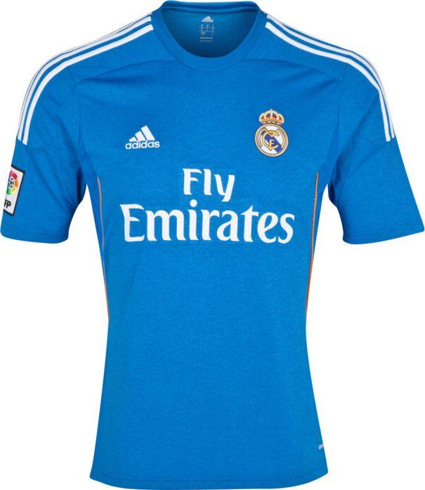 Real Madrid 2013 14 Adidas Away Kit