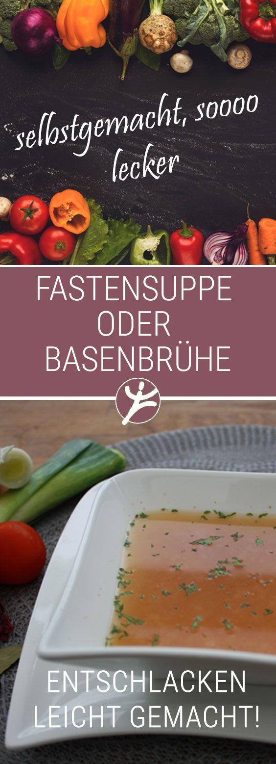 Zuppa di lenticchie o brodo di base – la disintossicazione è facile | Zuppa di digiuno, ricette di succhi sani e ba