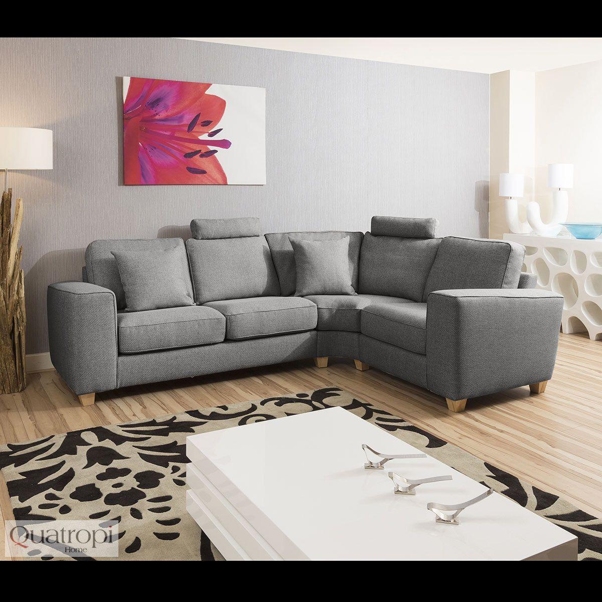 Modern Large L Shaped Sofa Corner Group 2 8 X 2 1 Mtr Grey Today 7l L Shaped Sofa Sofa Set Furniture Design