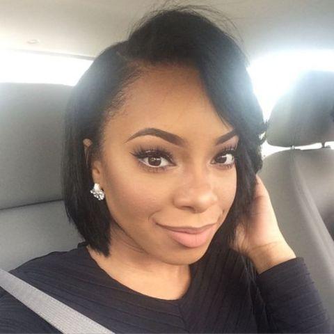 60 Showiest Bob Haircuts For Black Women In 2019 Short Hair