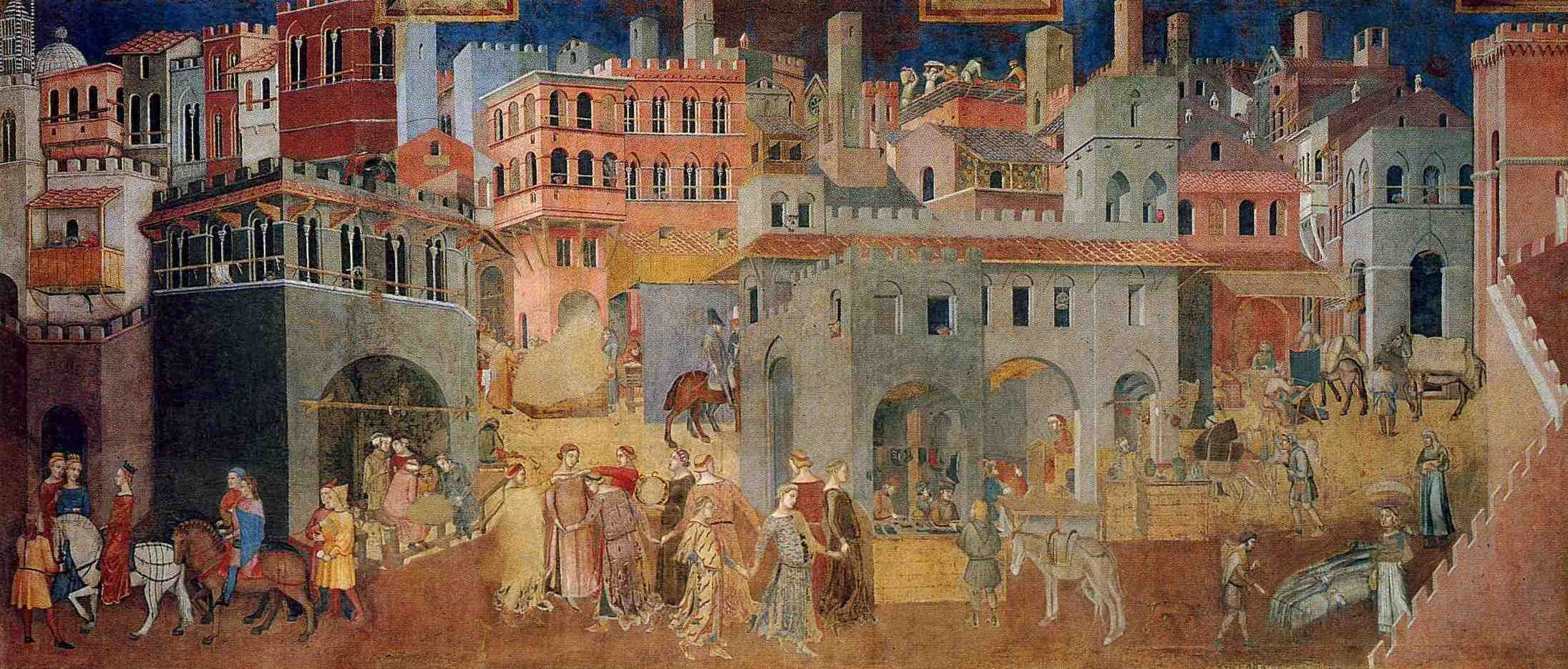 the positive impact of the renaissance in italy in the 14th century Setting the stage during the late middle ages, europe suffered from  italy  had three advantages that made it the birthplace of the renaissance:  more  positively, lorenzo was a  renaissance women had little influence in politics.