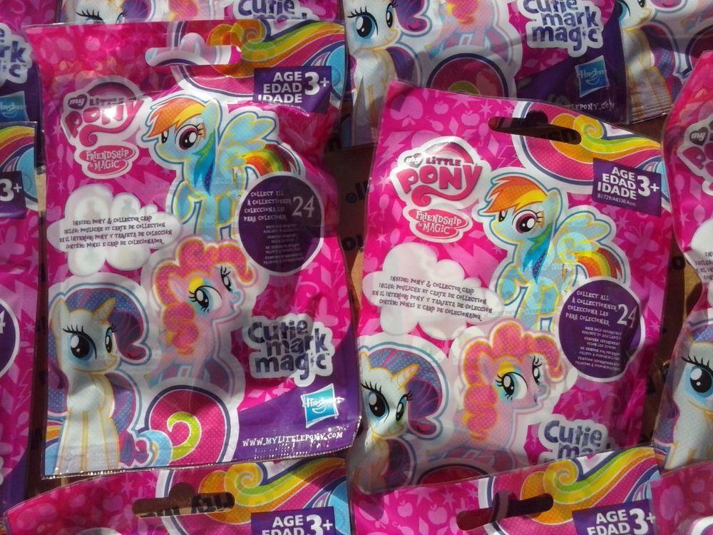 all 24 my little pony friendship magic cutie mark magic
