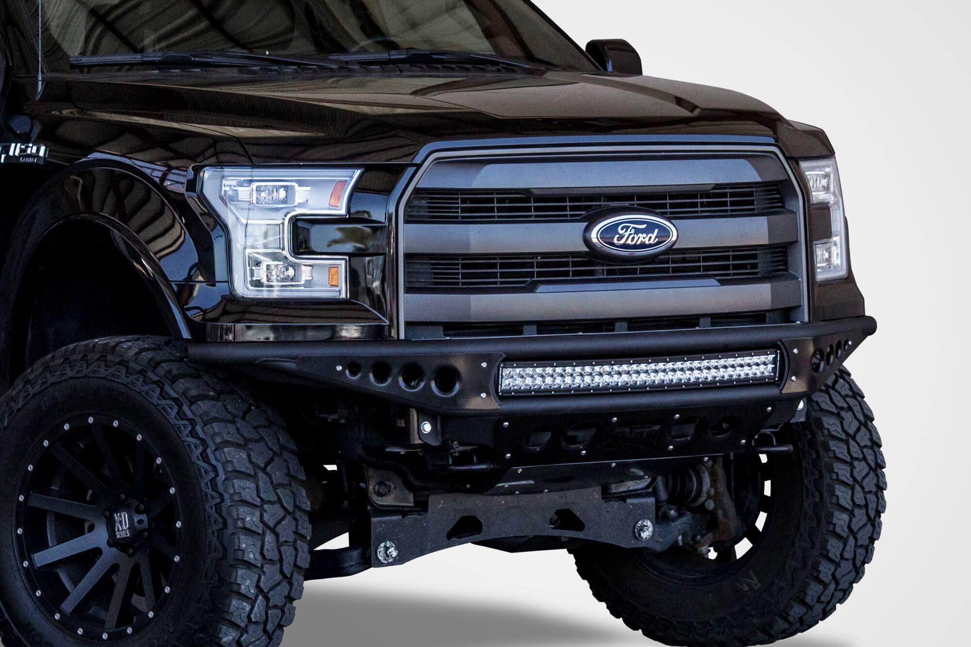 2015 2017 Ford F 150 Venom R Front Bumper Ford Desert Design