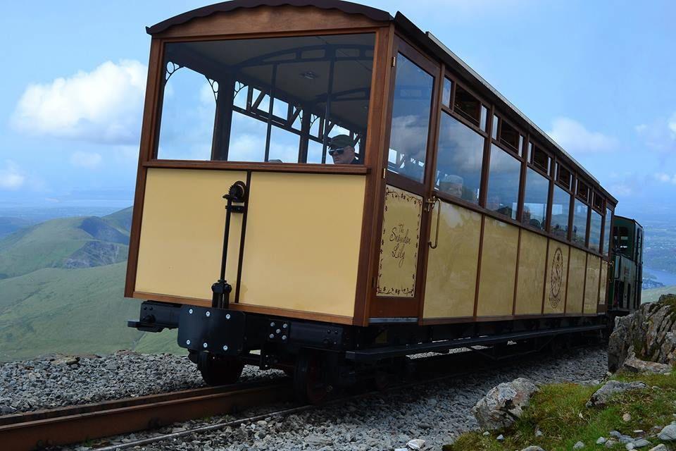 Snowdon Lily - Victorian style carriage #snowdon
