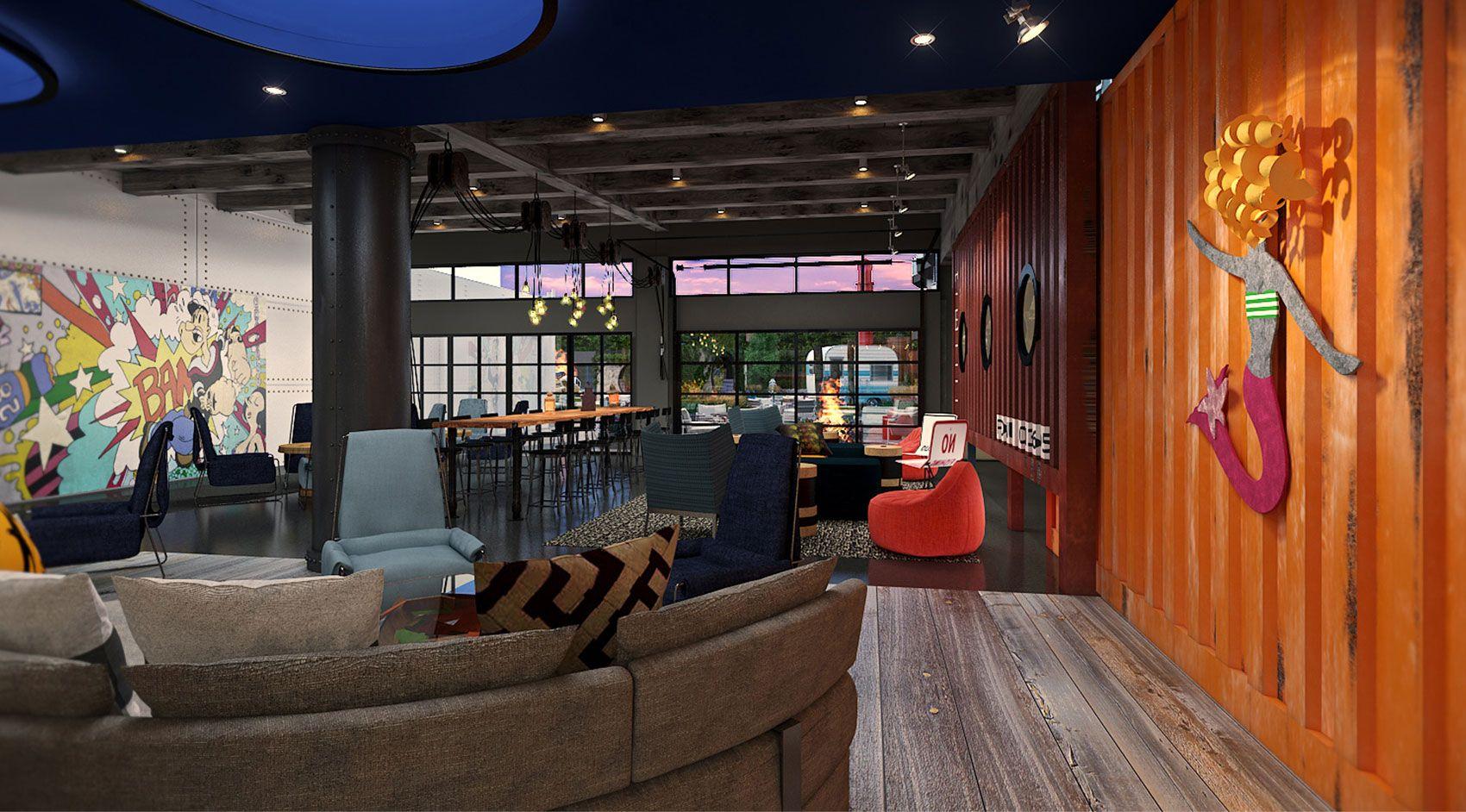 Zephyr Hotel Hip Meeting Space In Fisherman S Wharf