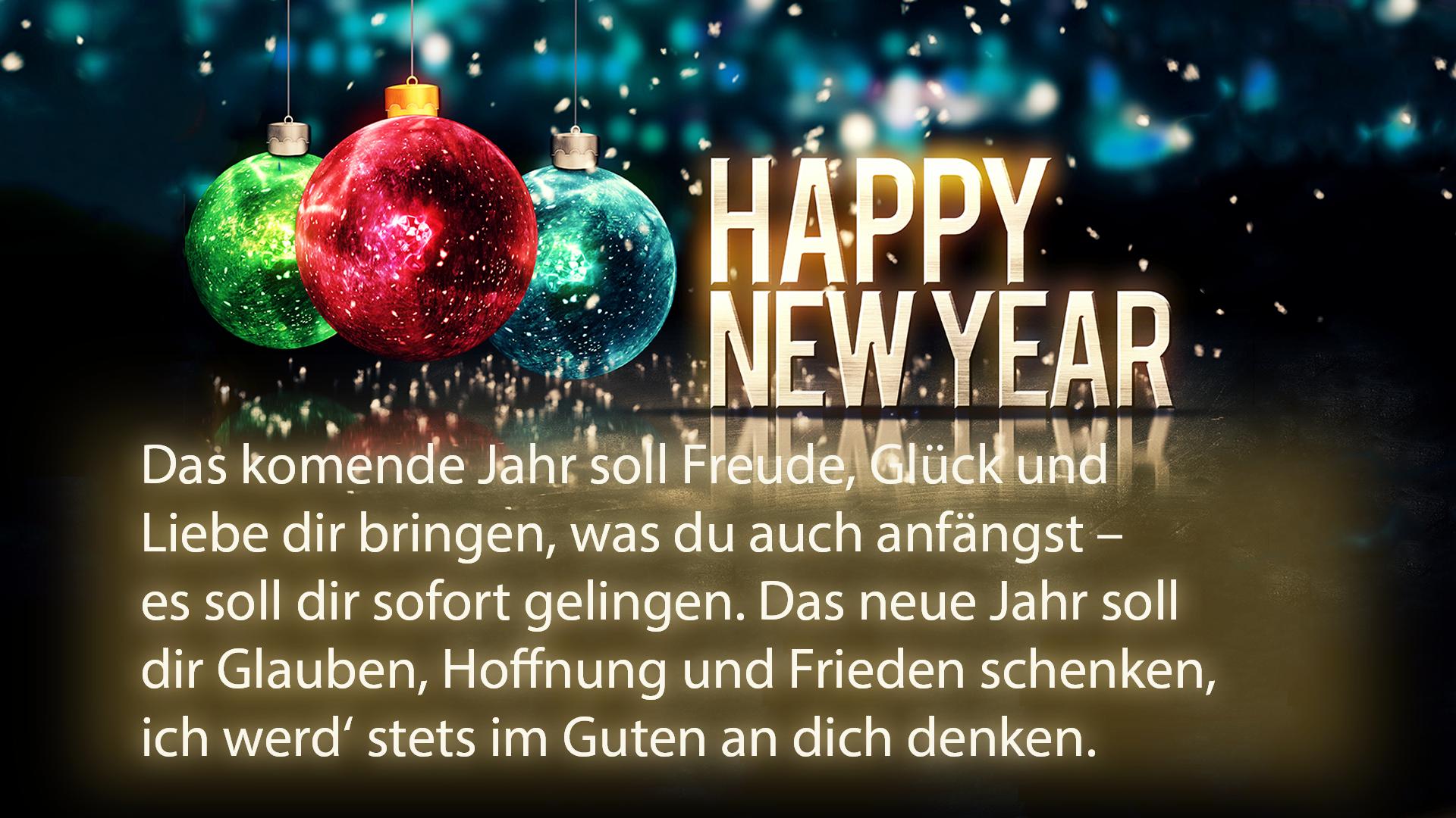 Neujahrswünsche 2017 für WhatsApp, SMS & Co.: Lustige & schöne ...