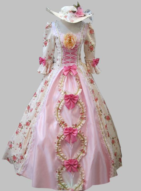 looking for 17th-18th century ball gowns - Google Search | My ...