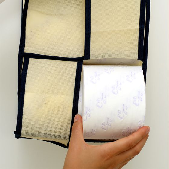 Toilet Roll Storage