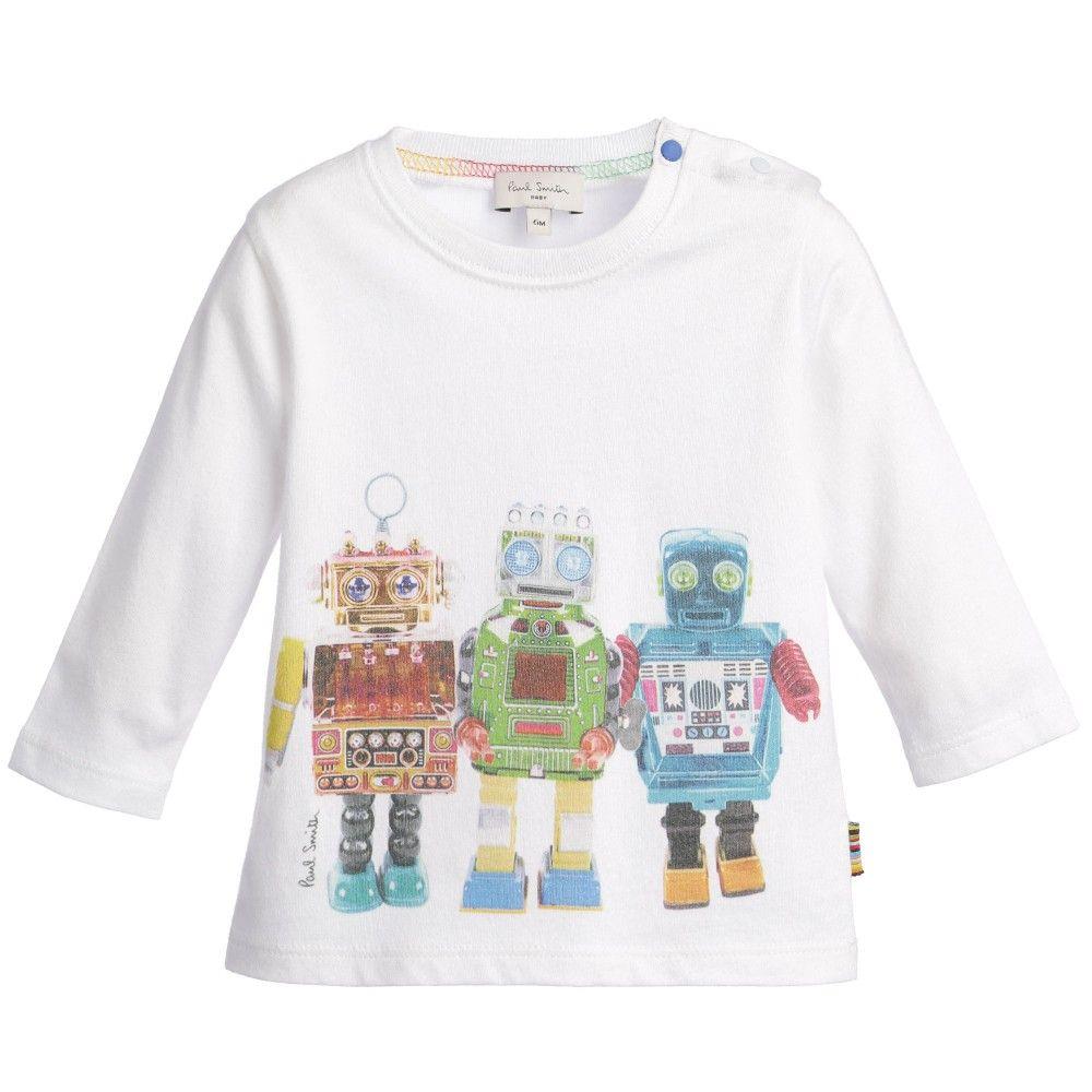 bbc8115b Jethro, Kids Online, Paul Smith, Baby Boys, School Outfits, Robot,