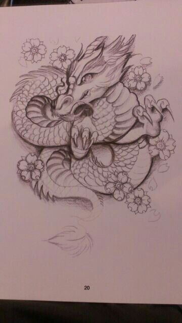 Dragon Tattoo Designs Cute Dragon Tattoo Dragon Tattoo Designs Dragon Tattoo