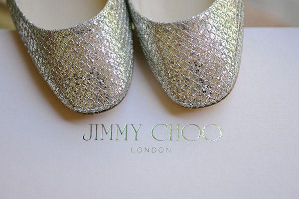 Jimmy Choo shoes | Fine Art Wedding Photography of Jacob Willis + Christin Willis