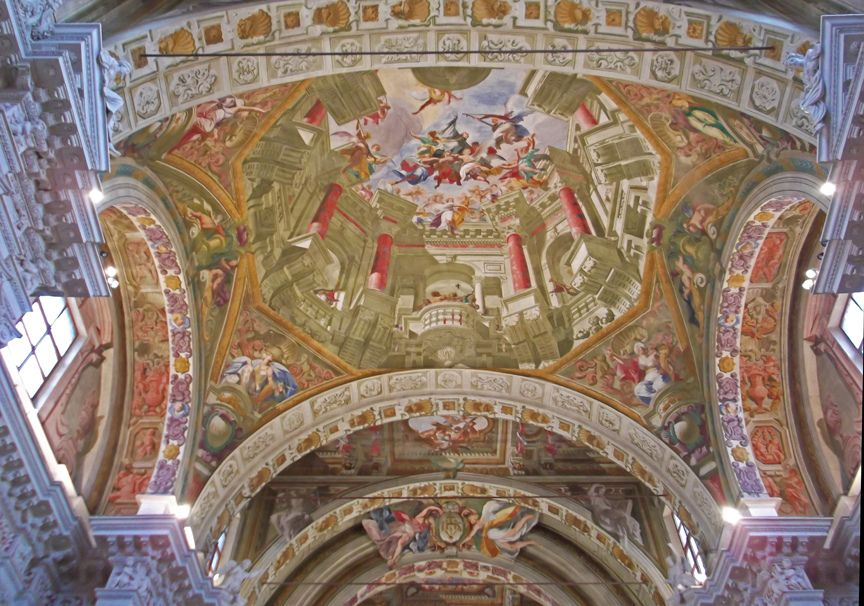 Chiesa della Missione - Andrea Pozzo