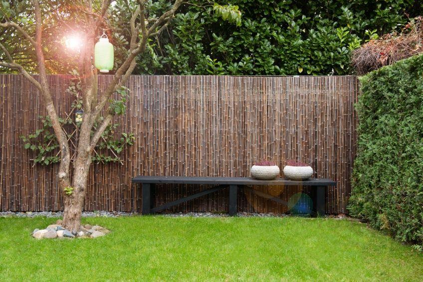 Bamboestokken Decoratie