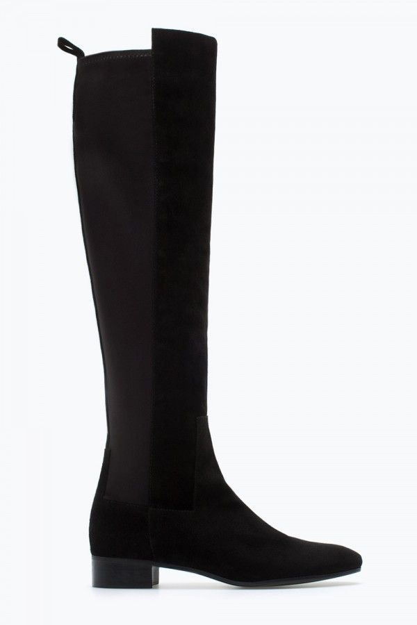 Knee High Boots: The InStyle Round-Up | High boots, Knee high boot ...