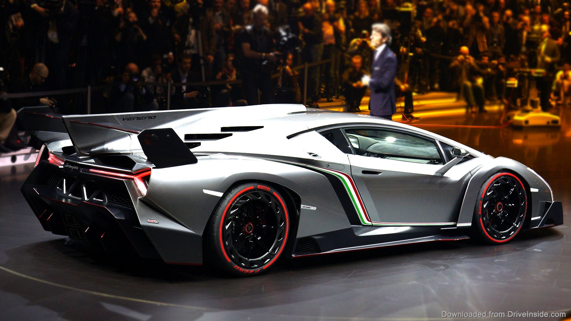Lamborghini Veneno Horsepower Reviews Specs Prices Top Speed