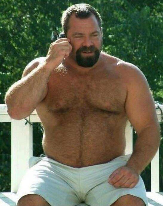 sexy gay bear