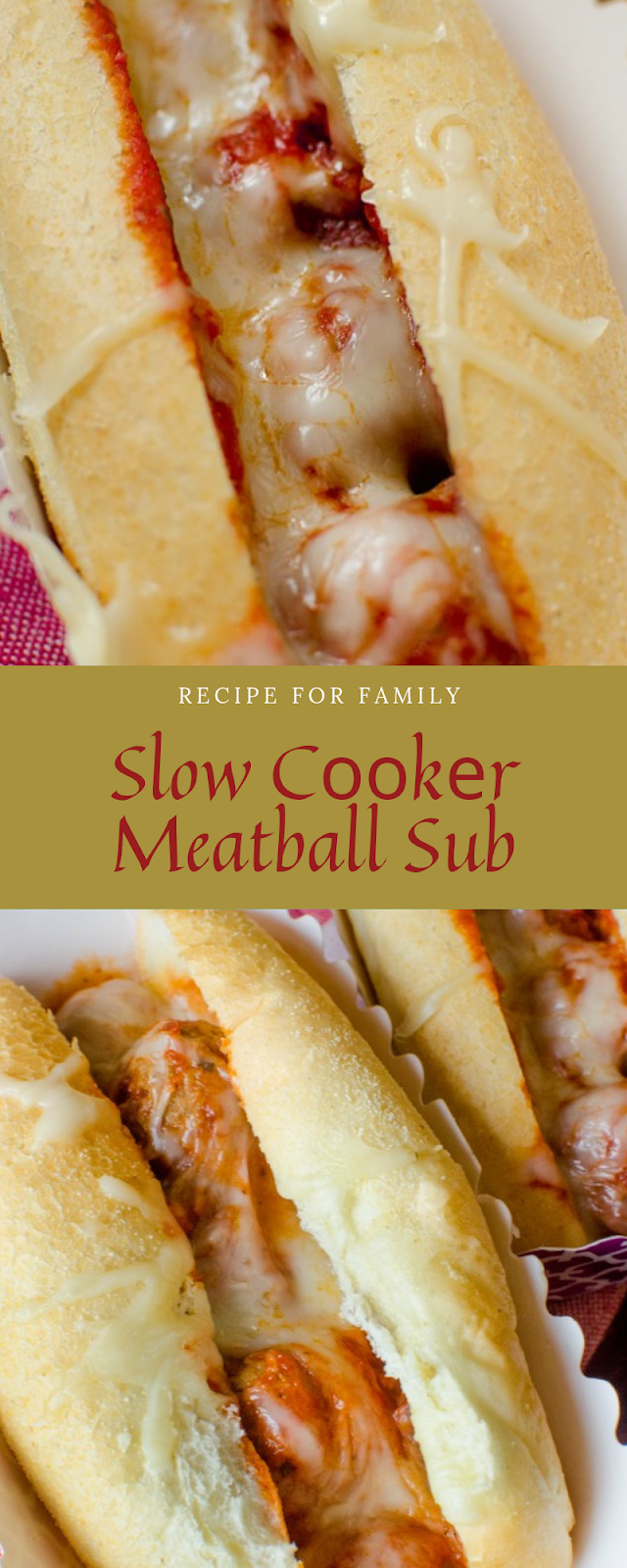 Recipe For Family | Slow Cооkеr Meatball Sub #chickenbreastrecipeseasy Recipe For Family | Slow Cооkеr Meatball Sub | Easy dinner recipes, Food recipes, Baked chicken recipes, Chicken casserole recipes, Chicken breastrecipes, dinner recipes healthy, Easy dinner recipes, Healthy meals, Easy healthy dinner, Whole 30 recipes, Clean eating recipes, Paleo recipes, Easy dinner recipes, Healthy meals, Healthy lunch ideas, #recipes,#dinnerforfamily, #dinnerfortwo, #delicious, #yummy, #slow cooker, #chickenbreastrecipeseasy
