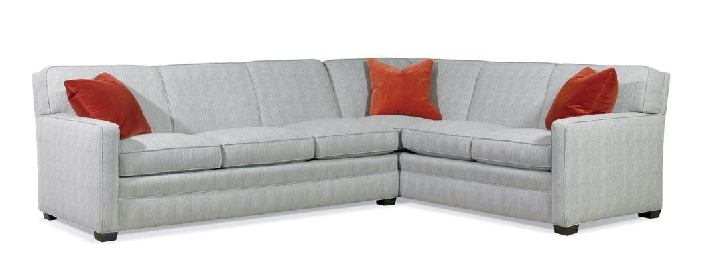 Sherrill Furniture 9600 NFLT Sectional Furniture Sofas