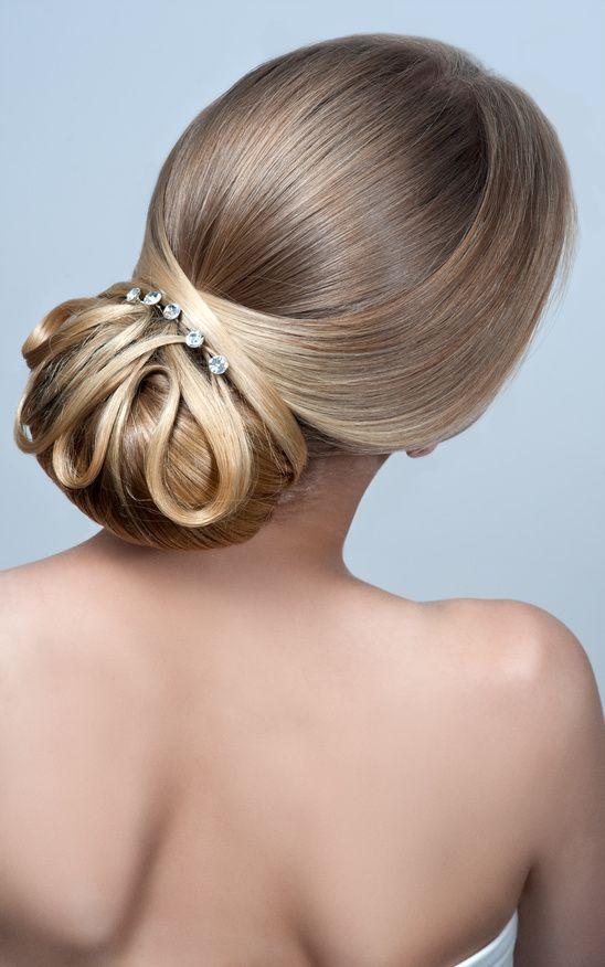 Le chignon La tendance coiffure indémodable et
