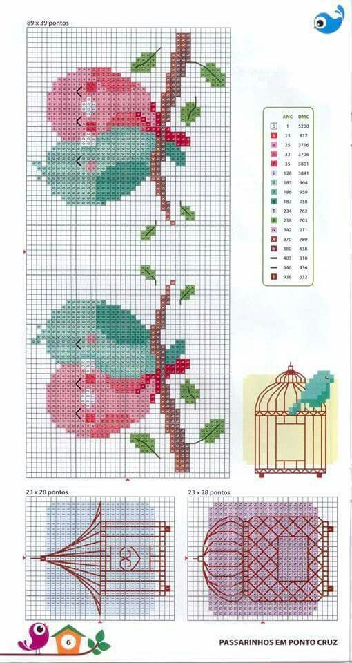 Pájaritos de amor