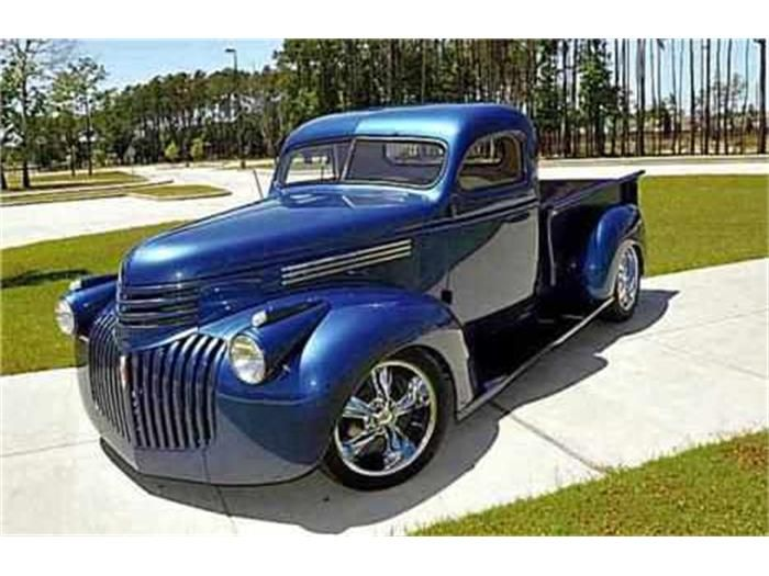 1946 Chevy Pick Up Jpm Entertainment Classic