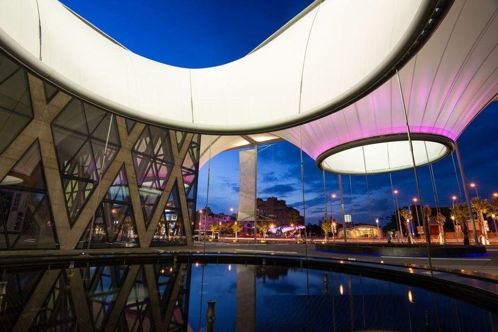 Modern Architecture Videos da dong art center |ic desing incubation center | taiwan