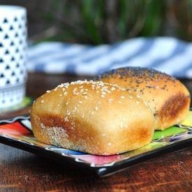 Soy Flour Mini Loaves Soy Recipes Baking Bread Recipes Soy Flour Recipes