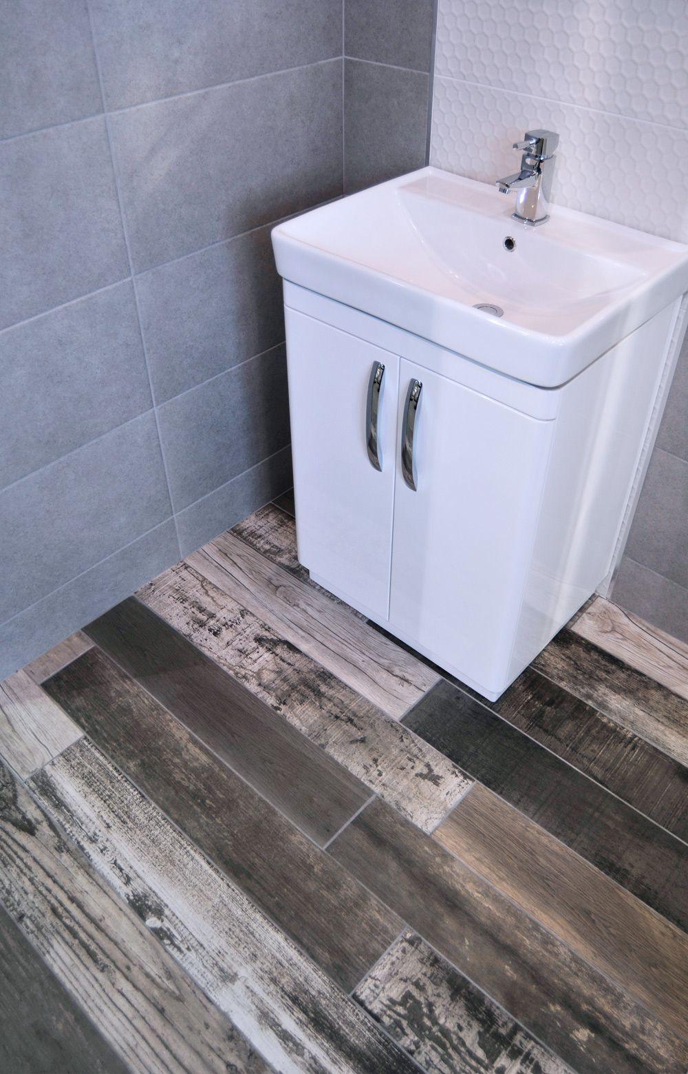 Samba Multi Wood 15x90cm Porcelain Floor Tile by Yurtbay   Brooke ...