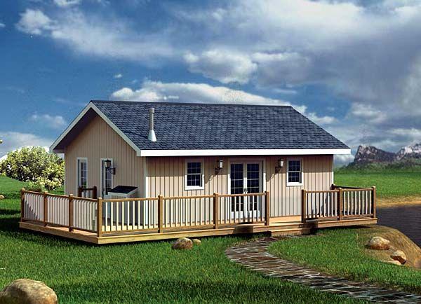 Cheap cottage house plans