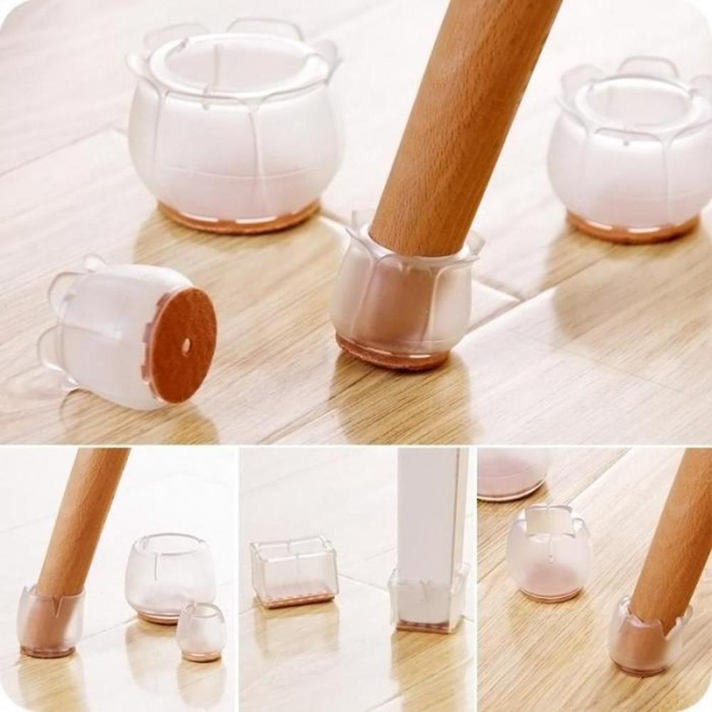 chair leg protectors for wood floors