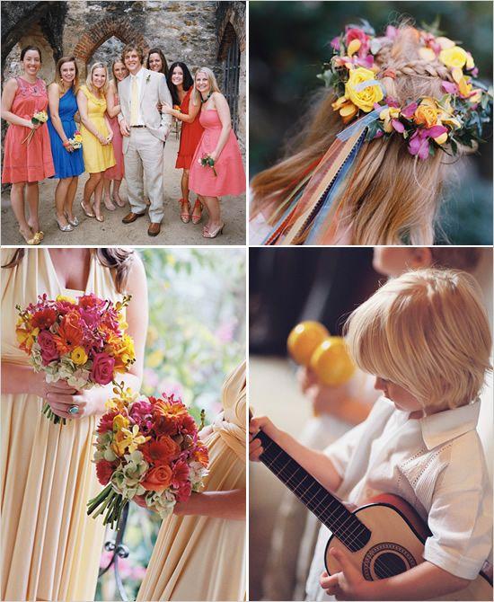 Mexican Themed Wedding Reception: Texas Wedding Ideas From J Wilkinson Co Photography