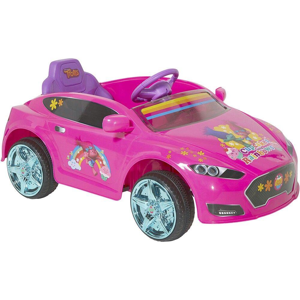 Car toys for toddlers  Trolls car ride  TMNT  Tiana Trolls  Pinterest  Ride on toys