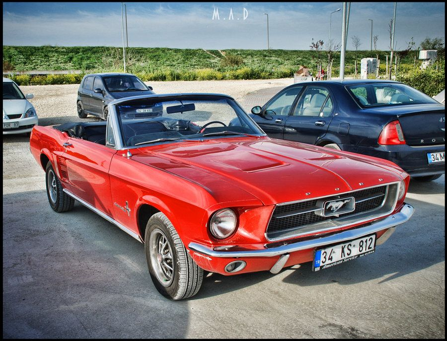 Oldschool #Ford #Mustang   Old Rides   Pinterest   Ford mustang ...