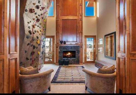 Domestic Daredevils: 12 Insanely Cool Home Climbing Walls