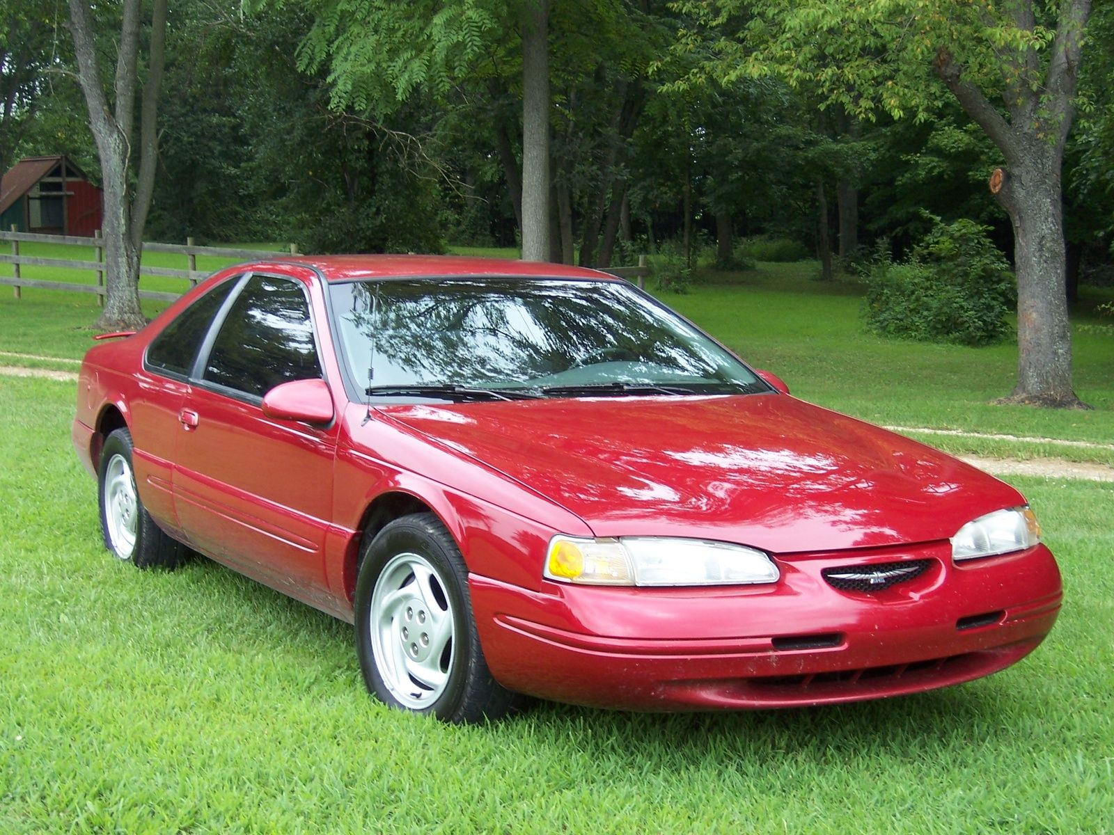 1996 Ford Thunderbird Lx 4 6 Thunderbird Ford Thunderbird Ford