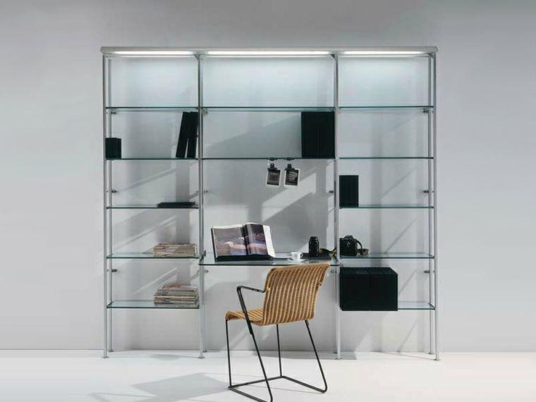 Estantes para libros modernos y funcionales para el - Libros de decoracion de interiores ...