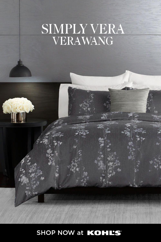 Shop Simply Vera Vera Wang At Kohl S Bedroom Decor Home Home Decor