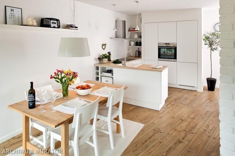 Kuchnia Otwarta Na Salon Plusy I Minusy Połączanie Kuchni Z Salonem