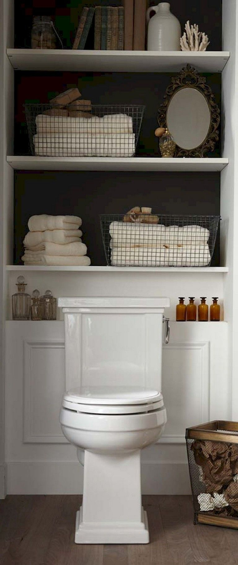50 exciting tips and tricks bathroom storage shelves