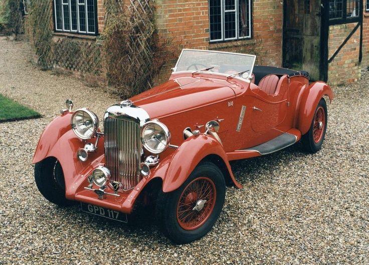 1939 Aston Martin Lagonda V12 Rapide Lagonda Pinterest Aston