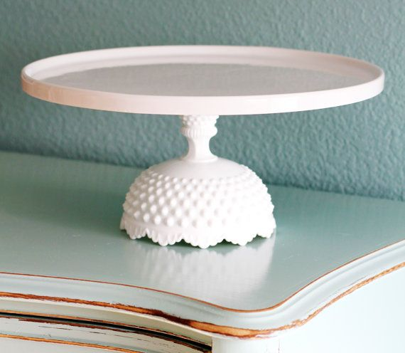 14 Cake Stand / Wedding Cake Stand Pedestal / by TheRocheStudio $160.00 & 14 Cake Stand / Wedding Cake Stand Pedestal / by TheRocheStudio ...